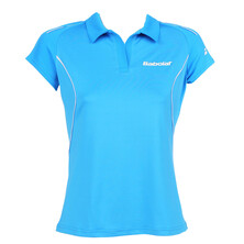 Babolat Polo Match Core Girl - Turquoise