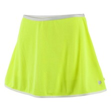 Pure Lime Womens Mesh Swing Skort 12.5inch Citronella