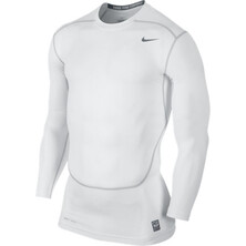 Nike Compression Long Sleeve Compression Top 2.0 White