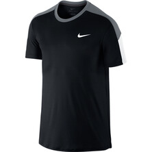 Nike Team Court Men's Crew Black