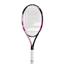 Babolat Pure Drive Junior 25 Tennis Racket 2015 Black Pink