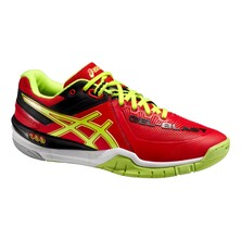 Asics Gel Blast 6 Indoor Men's Shoes Chinese Red/Flash Yellow/Black