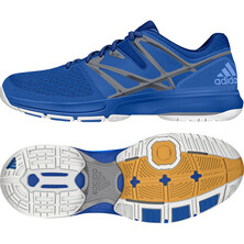 Adidas Stabil 4 Ever Indoor Court Shoes - Blue