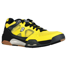 Prince NFS Attack Men's Shoes Black Yellow