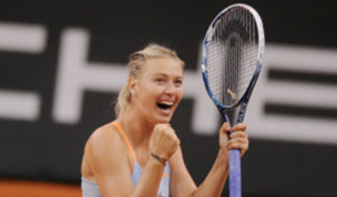 Maria Sharapova announces new coach