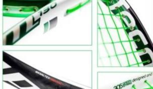 Preview: New Tecnifibre Suprem 2014 squash rackets