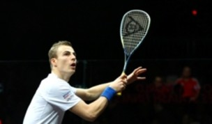 New competition! Win Nick Matthew's Squash Racket