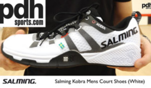 Salming Men's Kobra Squash Shoes product review