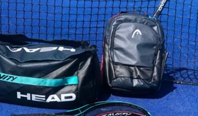 Review of the HEAD Gravity bag range