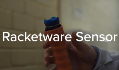 Introduction to the Racketware Squash Sensor