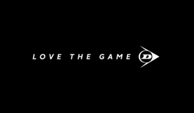 Love The Game by Dunlop Squash
