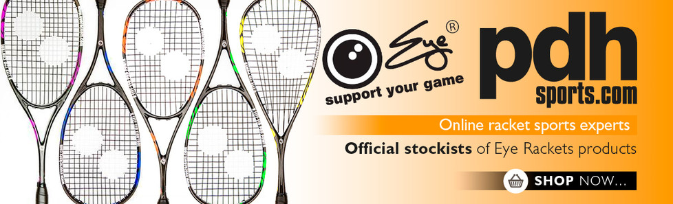 Eye Rackets squash rackets UK