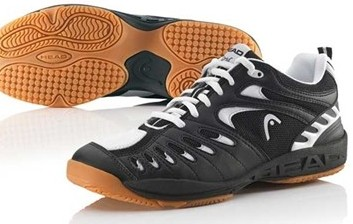 Wide Fitting Squash Shoes