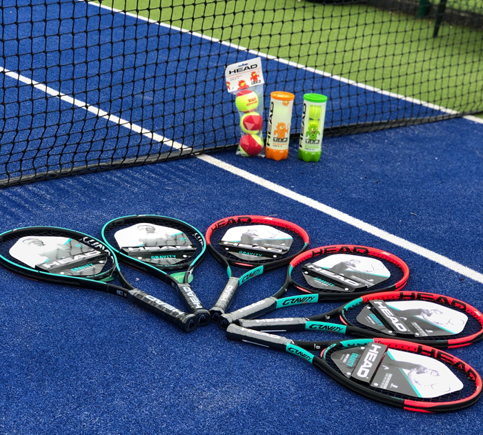 Gravity Junior Rackets