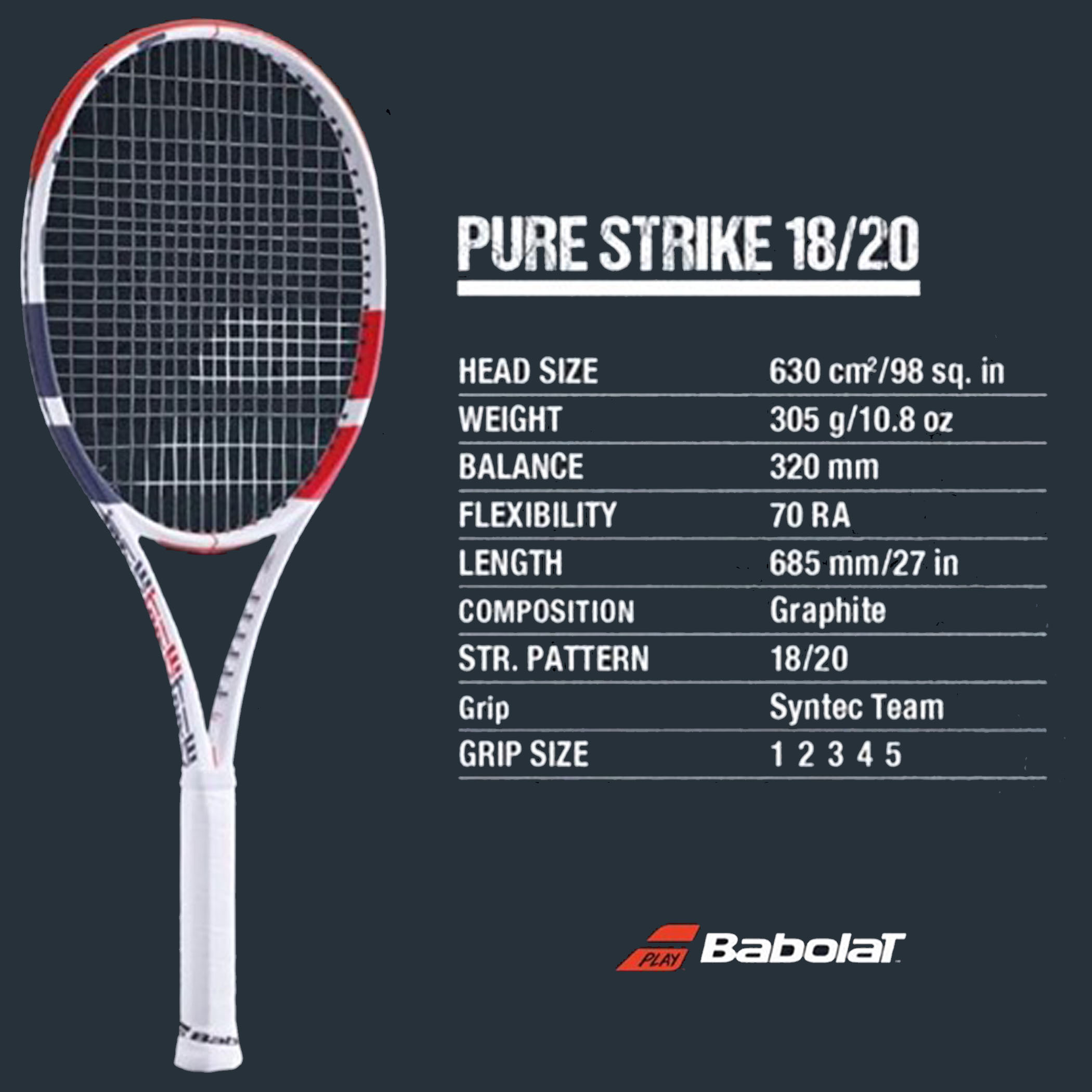Babolat Pure Strike 2019 Squash Rackets Tennis Rackets Equipment Pdhsports Com
