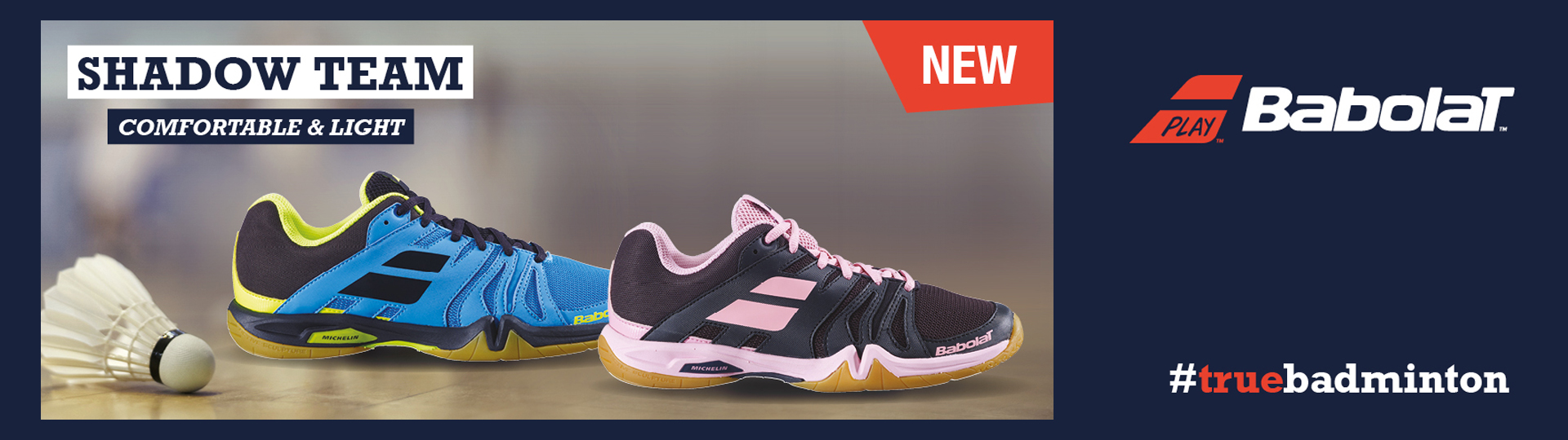 Babolat Shadow Tour shoes
