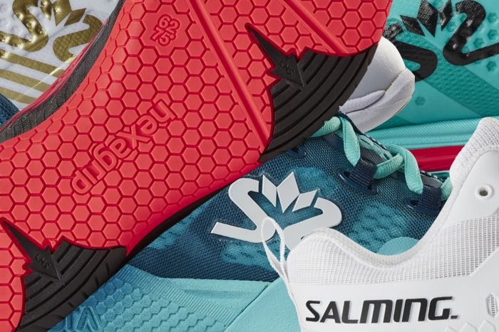View all Salming shoes