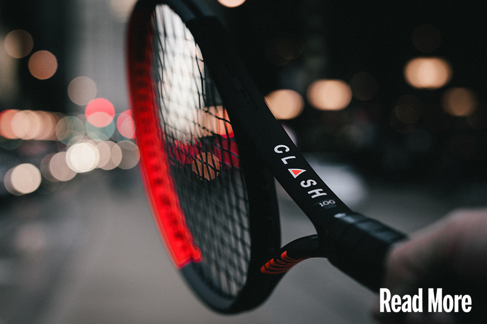 Wilson Clash Tennis Rackets