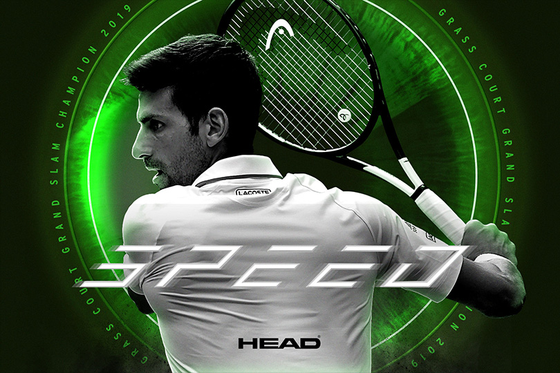 Head 360 Speed Tennis Rackets