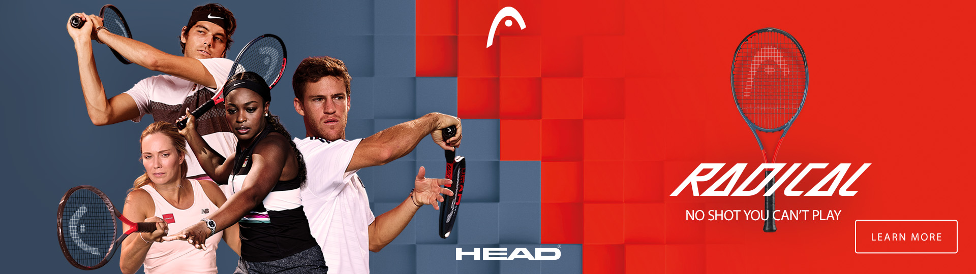 Head 360 Radical Tennis Rackets