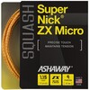 Ashaway SuperNick ZX Micro Squash Restring Upgrade