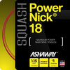 Ashaway PowerNick 18 Red Squash Restring Upgrade