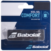 Babolat Xcel Gel Comfort Replacement Tennis Grip - Black