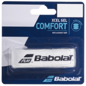 Babolat Xcel Gel Comfort Replacement Tennis Grip - White