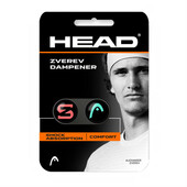 Head Zverev Dampener 2 Pack Black