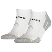 Head Performance Sneaker Socks 2 Pack White