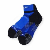 Karakal X4 Ankle Sock Blue Black