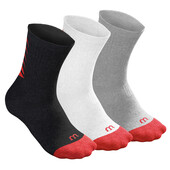 Wilson Youth Core Crew Sock 3 Pack