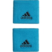 Adidas Wristbands Two Pack Blue