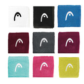 Head Wristbands 2.5 Inch Assorted Colours