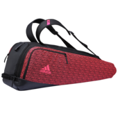 Adidas 360 B7 9 Racket Bag Red