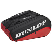 Dunlop CX Performance Thermo 12 Racket Bag Black Red 2021