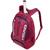 Head Tour Team Backpack Raspberry Red Navy