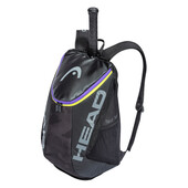 Head Tour Team Backpack 2021 Black Purple