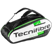 Tecnifibre Squash Green 9 Racket Bag 2017