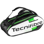 Tecnifibre Squash Green 12 Racket Bag 2017