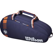 Wilson Roland Garros Team 6 Racket Bag 2020 Navy
