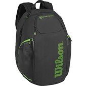 Wilson Vancouver Backpack Bag Black Green