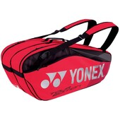 Yonex 9826 Pro 6 Racket Bag Flame Red
