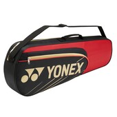 Yonex Team 4723 3 Racket Bag Black-Red