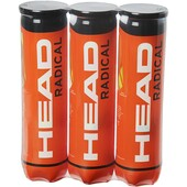 Head Radical Tennis Balls - 1 Dozen