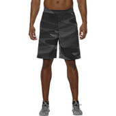Asics Technical Graphic Shorts Performance Black Camo