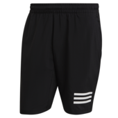 Adidas Men's Club 3 Stripe Short Black