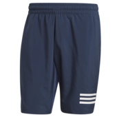 Adidas Men's Club 3 Stripe Short Navy