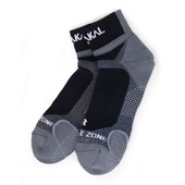 Karakal X4 Ankle Socks - Black