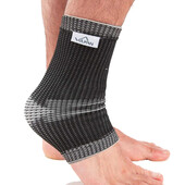 Vulkan Advanced Ankle Support Grey Black